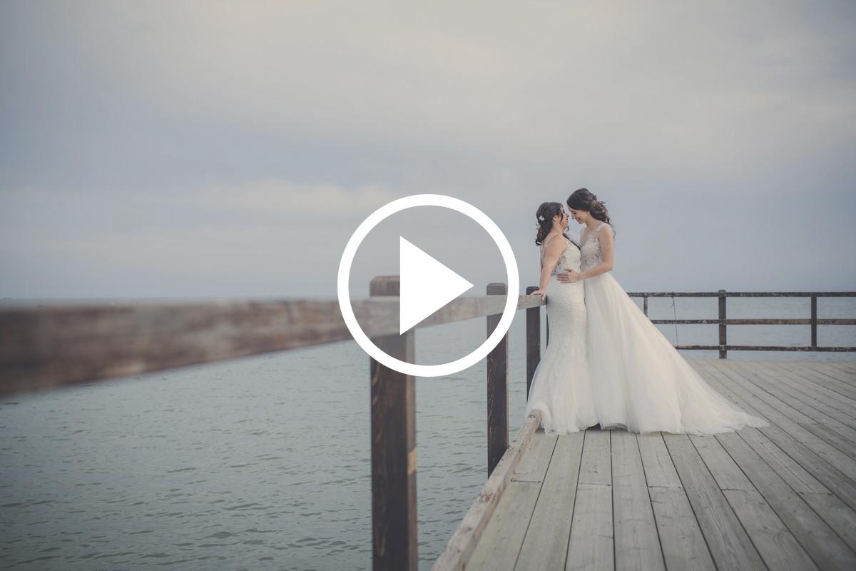 boda POSTBODA VANESA Y M ISABEL